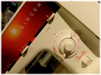 Singer Starlet 496
