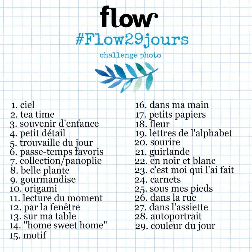 Thèmes #Flow29jous